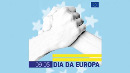 TODOS OS ANOS, A 9 DE MAIO, COMEMORA-SE O DIA DA EUROPA